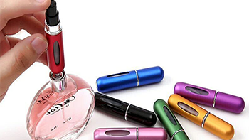 Mini Travel Portable Refillable Perfume Atomizer